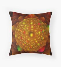 Fresh from the Garden of the Universe Throw Pillow