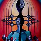 Mind, Body, Spirit by ana bilic prskalo