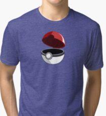 Just a Pokeball Tri-blend T-Shirt