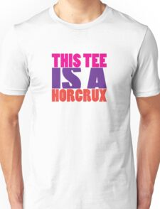 This Tee is a Horcrux T-Shirt