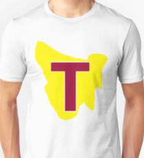 Map of Tassie T-Shirt