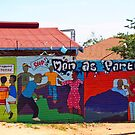 Colorful commercial -Soweto style! by Anthony Goldman