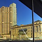 Adelaide reflections by John Mitchell