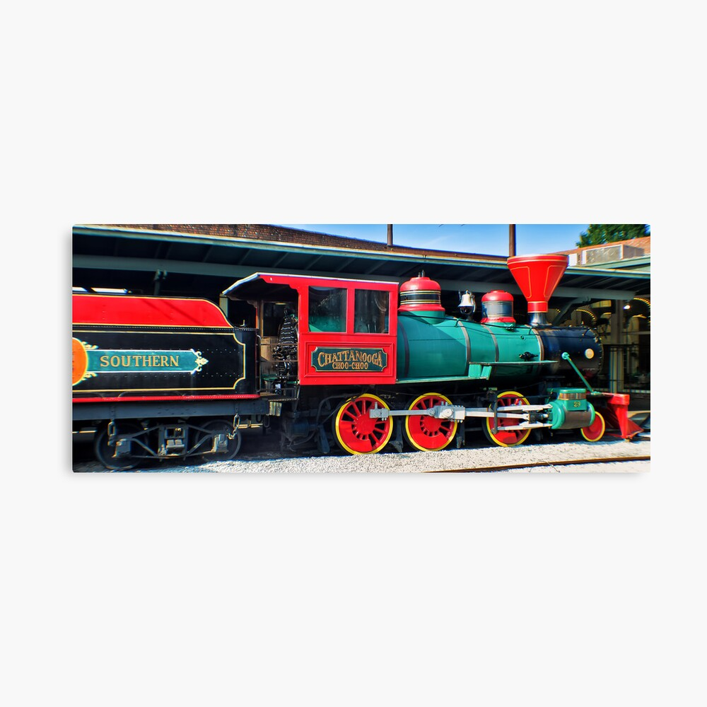 Chattanooga Choo-Choo Canvas Print