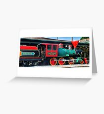 Chattanooga Choo-Choo Greeting Card