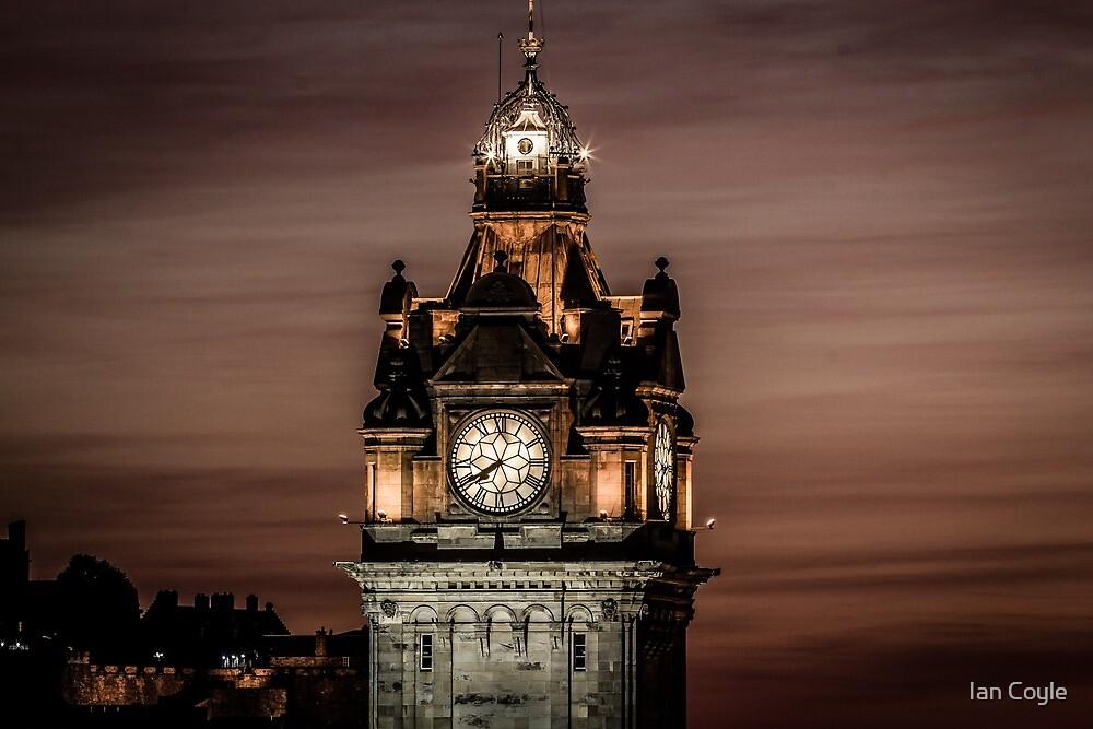 The Balmoral Clock by Ian Coyle