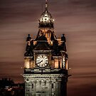 The Balmoral Clock by Ian Coyle