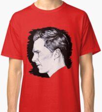 Cumberbatch Drawing Classic T-Shirt