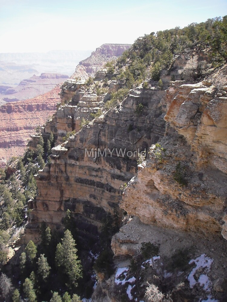 Grand Canyon 3 by MjMYWorld