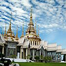Wat Toh Phommarangsi II PS by Hugh Fathers