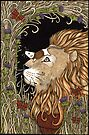 The Lion and the Mouse  by Anita Inverarity
