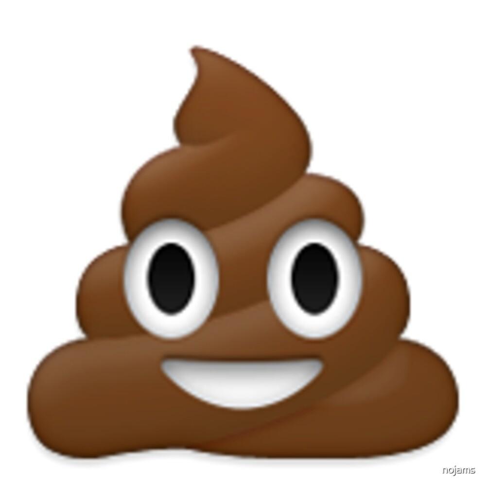 Poop Emoji by nojams