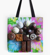 Hotel Chocolate Tastíng Dreams Tote Bag