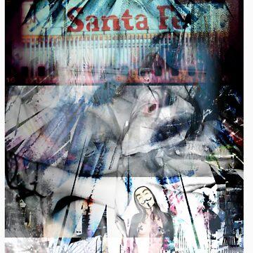 Santa Fe by huliodoyle