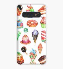 Paradis des desserts Coque et skin adhésive Samsung Galaxy