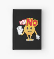 Um No Emoji Meme Hardcover Journal