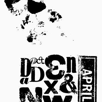 Letterpress Composition by DavidDodd