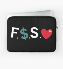 Official Fuck Money Spread Love - J.cole Laptop Sleeve