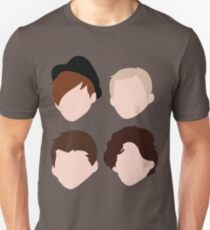 Fall Out Boy-Silhouette Unisex T-Shirt
