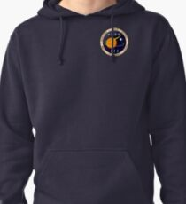 Ares 3 mission to Mars - The Martian (Badge) Pullover Hoodie