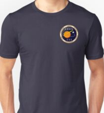 Ares 3 mission to Mars - The Martian (Badge) Slim Fit T-Shirt