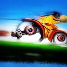 Speed Scribble by Tom Godfrey