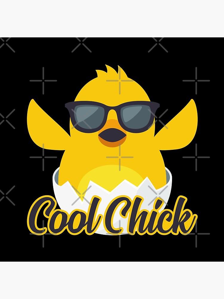 Cool Chick Emoji Meme by M-alqersh