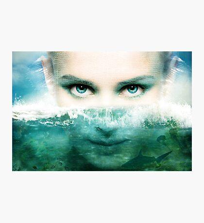 Dissembling - Deep Water Photographic Print