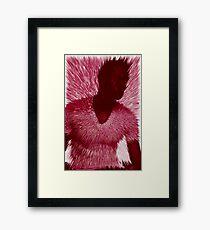 smoothness Framed Print