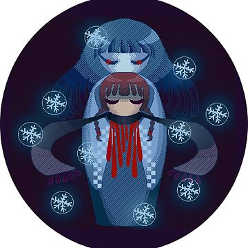 Yuki Onna by duxtato