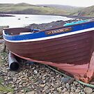 Union Fishing Boat by Terry Senior