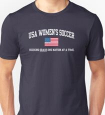 USA WOMEN'S SOCCER Slim Fit T-Shirt