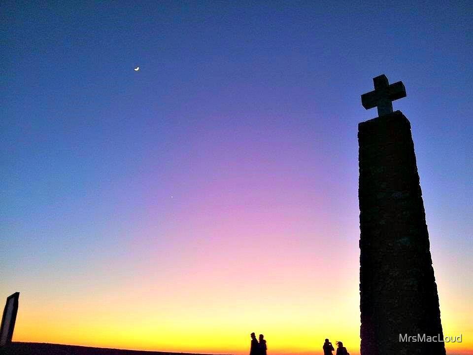 Cabo da Roca  by MrsMacLoud