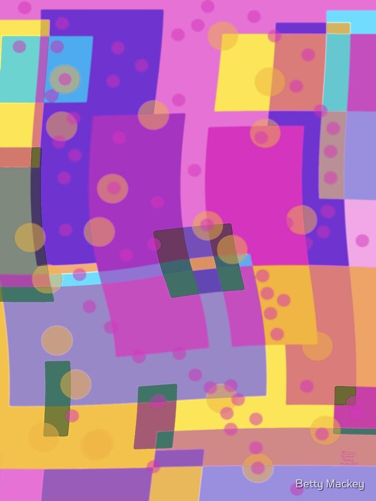 Blocks and Dots by Betty Mackey