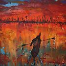 PASSIONATE PADDLING IN NATURES FIRE by eoconnor