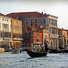 getting around....... Venetian style by Tamara  Kaylor
