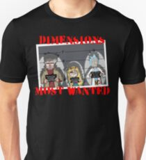 Dimensions Most Wanted T-Shirt