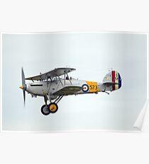 Hawker Nimrod 1 S1581 Poster