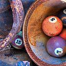 Junk Yard Billards by CarrieAnn