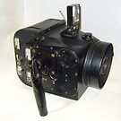 Williamson F117A Aerial Camera 1958 by Terry Senior