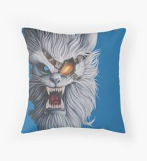 Rengar, The Pridestalker Throw Pillow