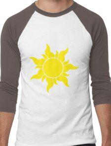 Tangled Sun Men's Baseball ¾ T-Shirt