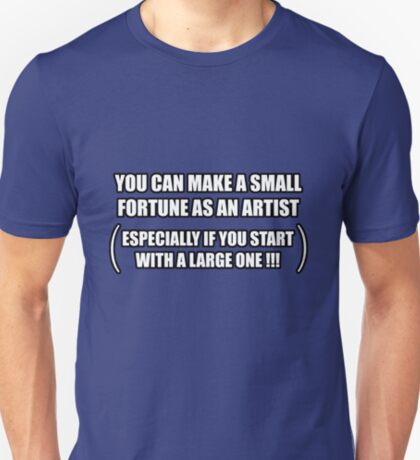art and fortunes T-Shirt