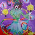The Fool - My Witch Tarot Set by jonkania
