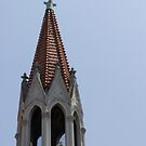 Beautiful Steeple by Laurie Perry