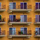 Apartment Life (Long Beach, California) by Brendon Perkins