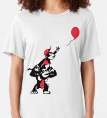 Balloon Apes Slim Fit T-Shirt