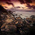 Blueys Beach by Daniel Spruce