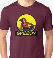 Speedy - Thea Queen - Comic Yellow Homage T-Shirt
