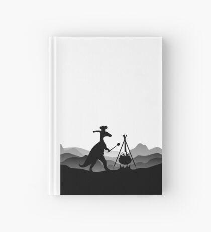 DINO COOK - Dinosaur Cooking Hardcover Journal